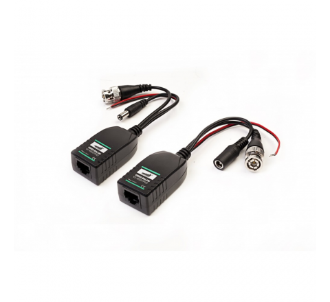 VIDEO BALUN 1CHAHD/CVI/TVI 1080P VIDEO 300M / DC 200M VS-VB331DC-HD