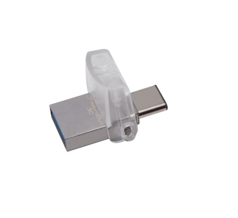 PENDRIVE USB Flash 3.0 TYPE-A TYPE-C  128GB DTDUO3C/128GB