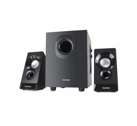 SPEAKERS 2.1 VULTECH SP-2007