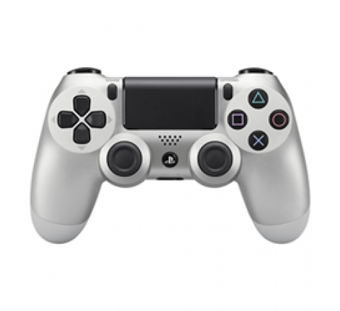 CONTROLLER SONY PS4 DUALSHOCK 4 V2 SILVER