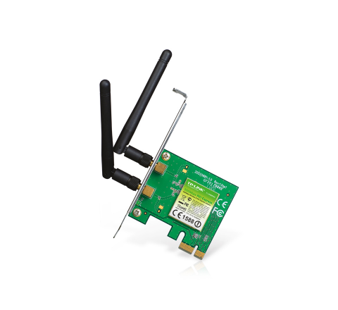 SCHEDA DI RETE WIRELESS N 300MBPS PCI-E TP-LINK TL-WN881ND